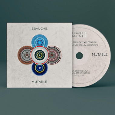 Ebauche - Mutable - CD Mockup