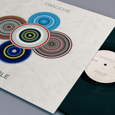 Ebauche - Mutable - Vinyl Front Mockup