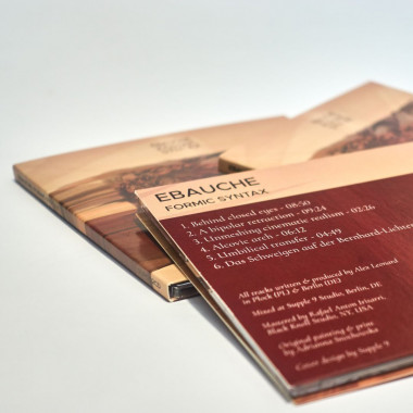 Ebauche - Formic Syntax - CD Read