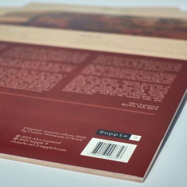 Ebauche - Formic Syntax - Vinyl Rear